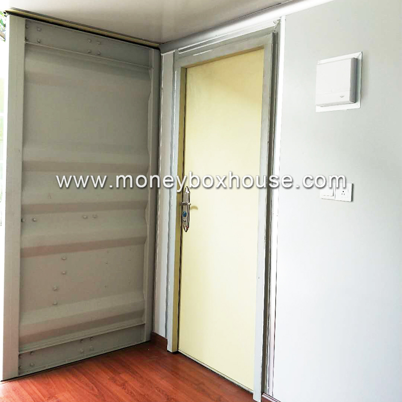 China supplier 20ft modified modern mobile shipping container house